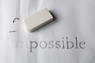 difficult does not mean impossible