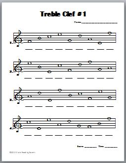 Printables Note Naming Worksheets note naming worksheets abitlikethis explore cleft and more