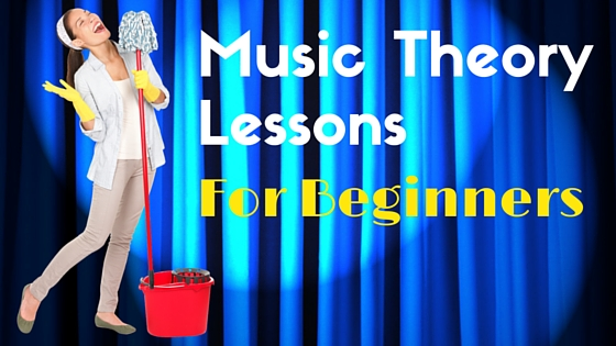 Music Theory Lessons For Beginners