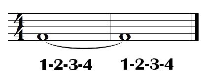 Reading Music Lesson #40: Slurs And Ties
