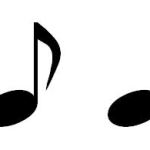 dotted quarter eighth note