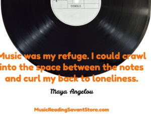 What Maya Angelou Thinks About Music